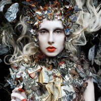 Wonderland - Photography by Kirsty Mitchell
